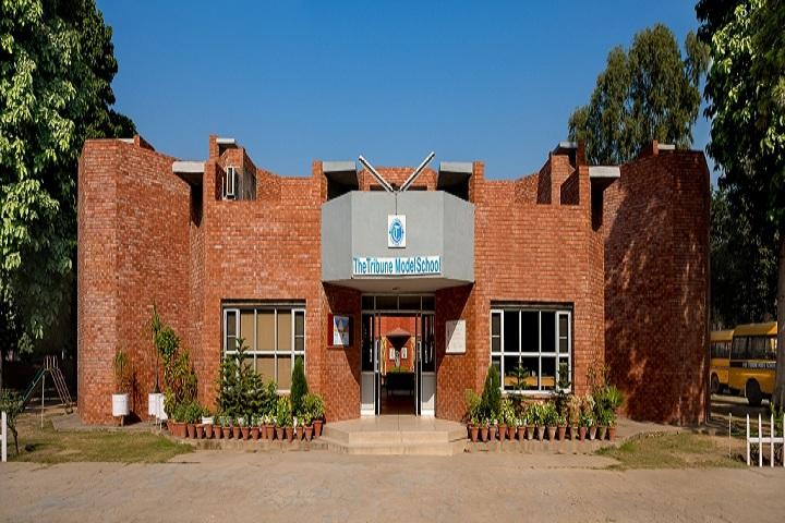 Tribune Model School-School Building