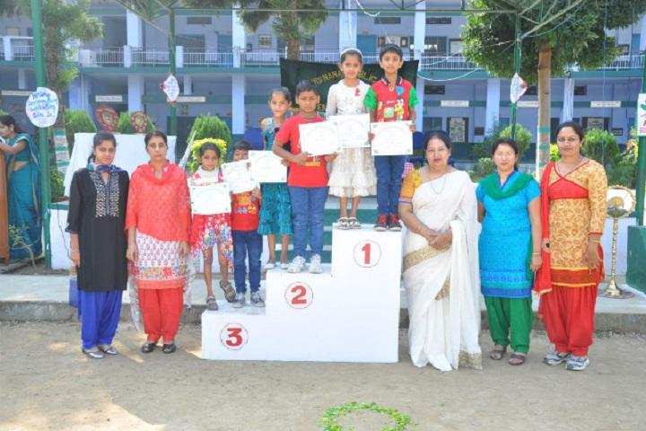 Shri Guru Nanak Public School-Achievment