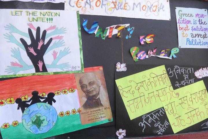Shri Guru Nanak Public School-Poster Presentation