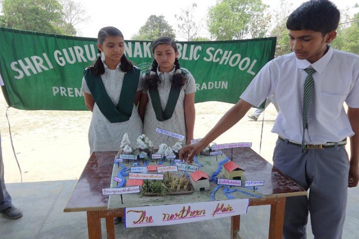 Shri Guru Nanak Public School-Science Fair