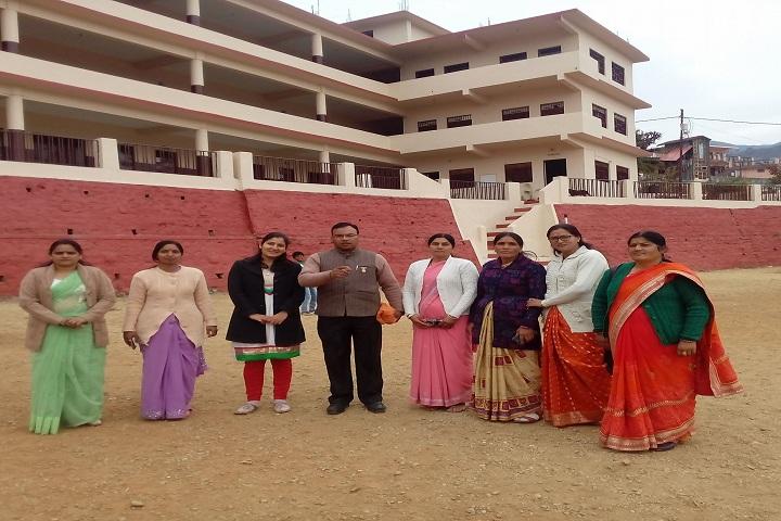 Shri Guru Ram Rai Public School-Faculty