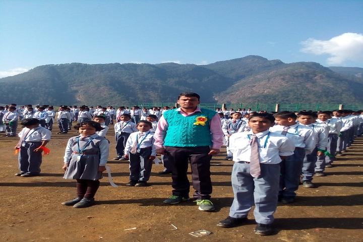Shri Guru Ram Rai Public School-Assembly