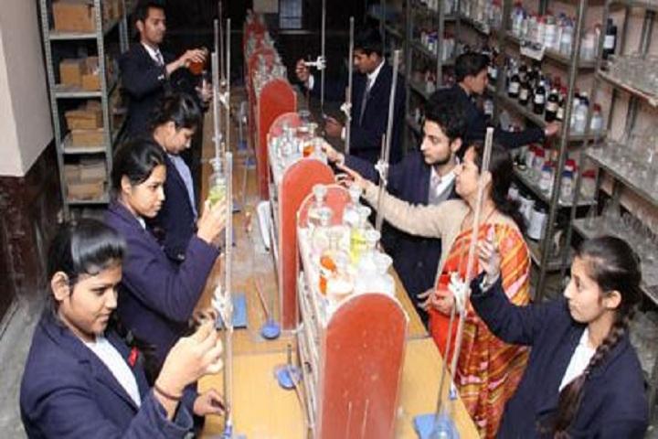 Shri Guru Ram Rai Public School-Chemistry Lab