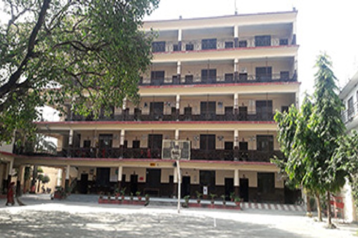 Shri Guru Ram Rai Public School-School Building