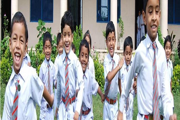 Shri Guru Ram Rai Public School-Pre Primary Students