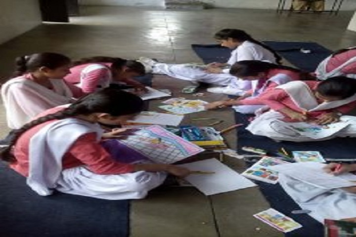 Vedic Girls Senior Secondary School-Painting Competition