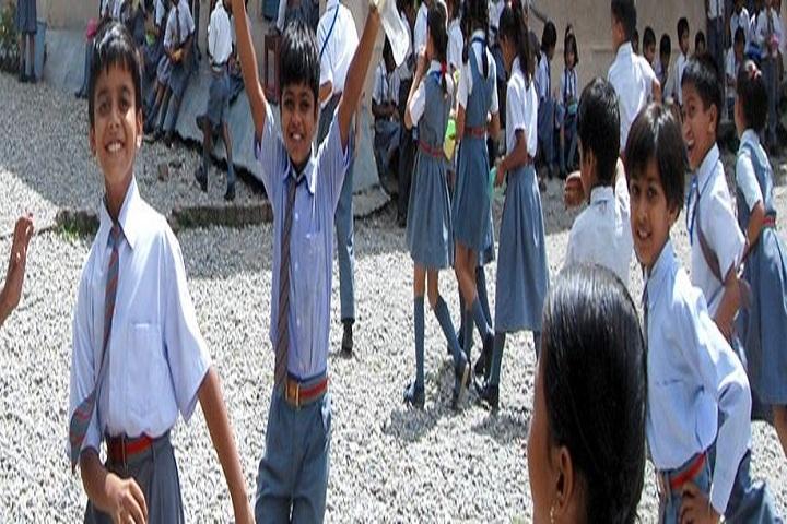 Shri Guru Ram Rai Public School-Play Time