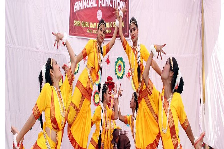 Shri Guru Ram Rai Public School-Annual Day
