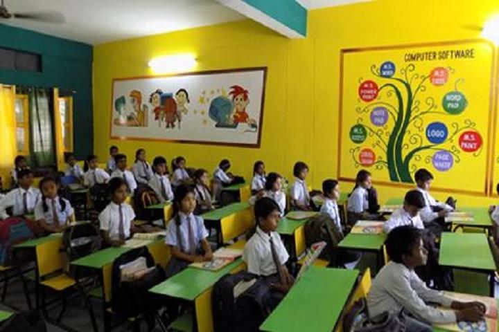 Shri Guru Ram Rai Public School-Classroom