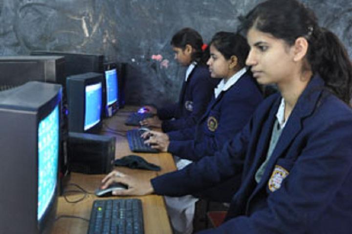 Shri Guru Ram Rai Public School-Computer Lab