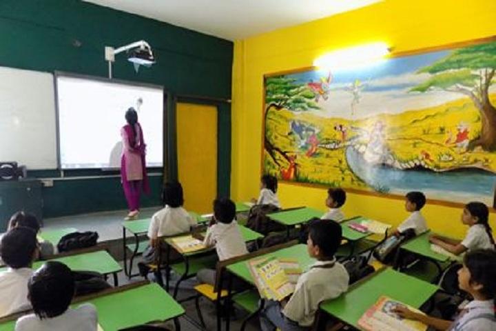 Shri Guru Ram Rai Public School-Smart Classes