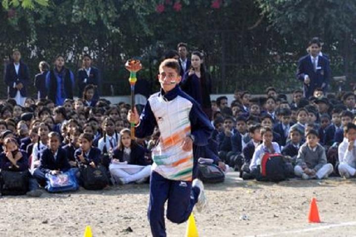 Shri Guru Ram Rai Public School-Sports Day