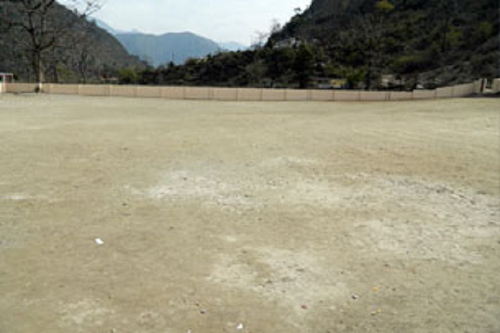 Shri Guru Ram Rai Public School -Play Ground