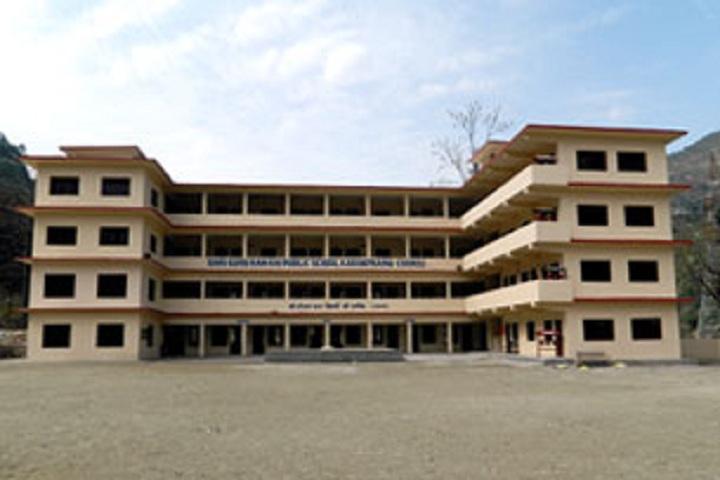 Shri Guru Ram Rai Public School -School View