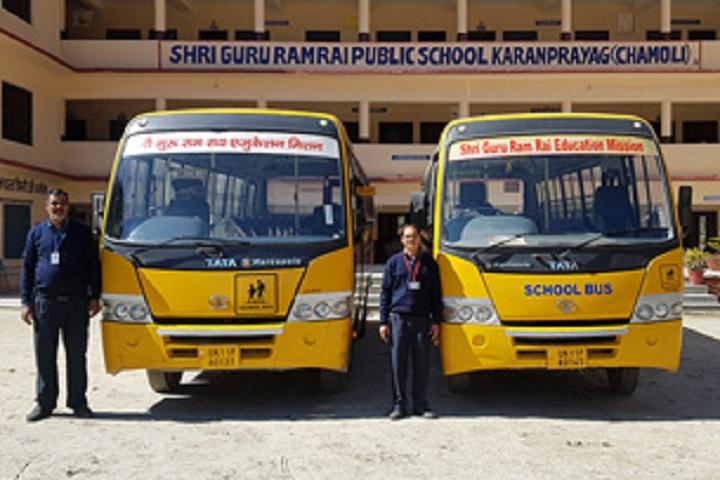 Shri Guru Ram Rai Public School -Transport