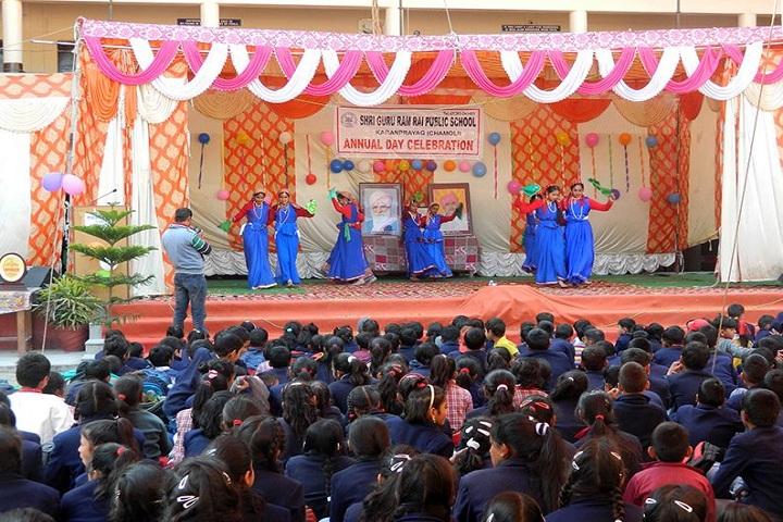Shri Guru Ram Rai Public School-Annual Day Celebration