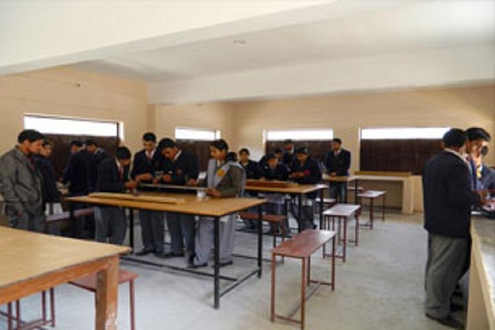 Shri Guru Ram Rai Public School-Physics Lab