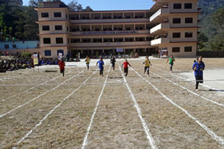 Shri Guru Ram Rai Public School-Running Competition