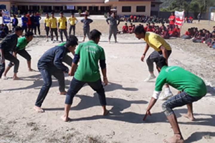 Shri Guru Ram Rai Public School-Games