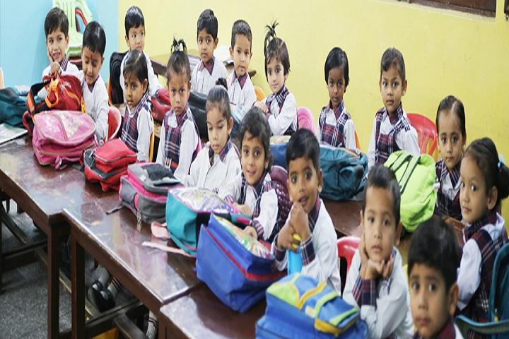 Shri Ram Vidya Mandir-Classroom
