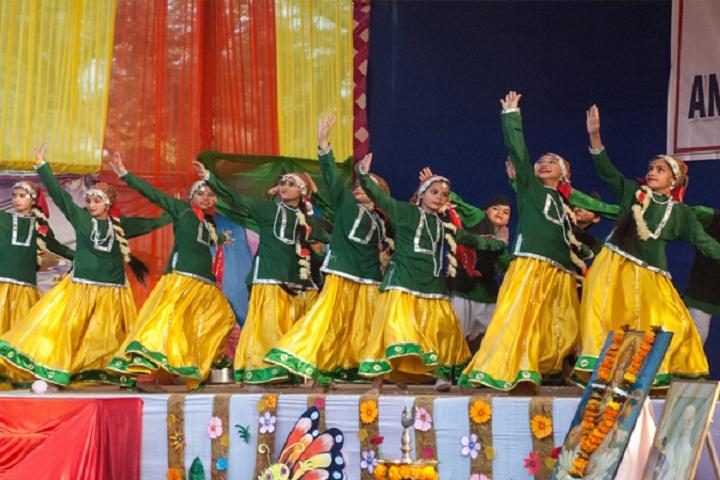 Shri Ram Vidya Mandir-Cultural Program