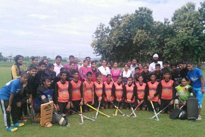 Shri Ram Vidya Mandir-Hockey Team