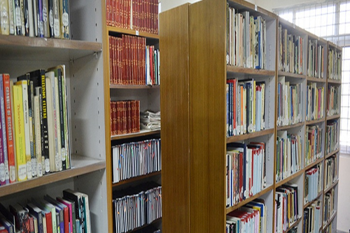 Shri Ram Vidya Mandir-Library