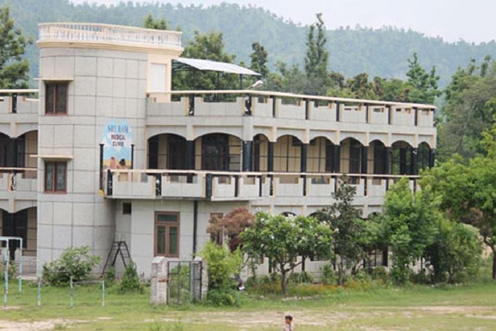 Shri Ram Vidya Mandir-School Building