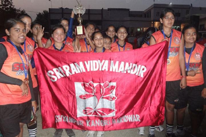 Shri Ram Vidya Mandir-Sports