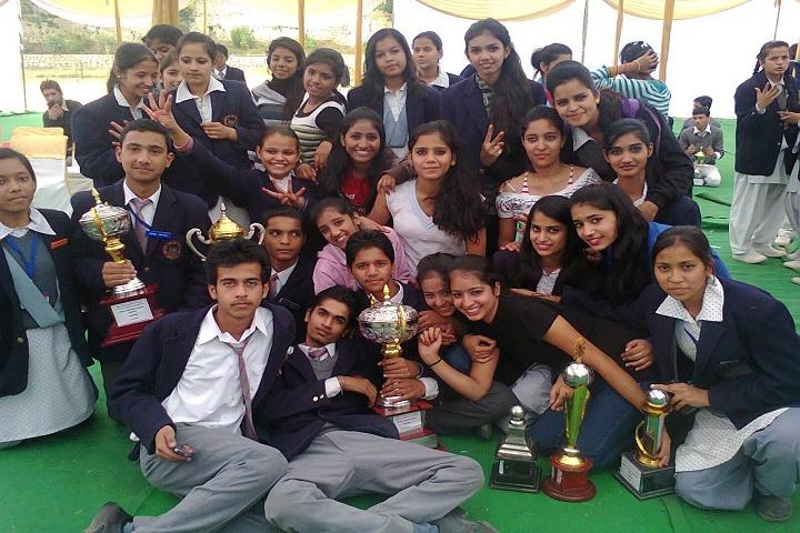 Shri Guru Ram Rai Public School-Achievment