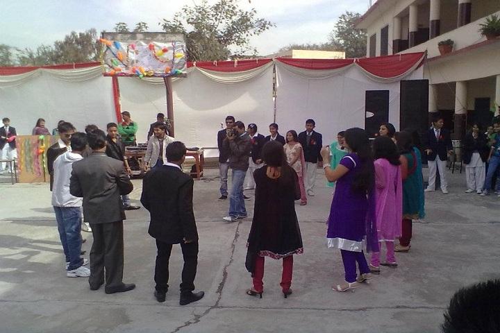Shri Guru Ram Rai Public School-Activity