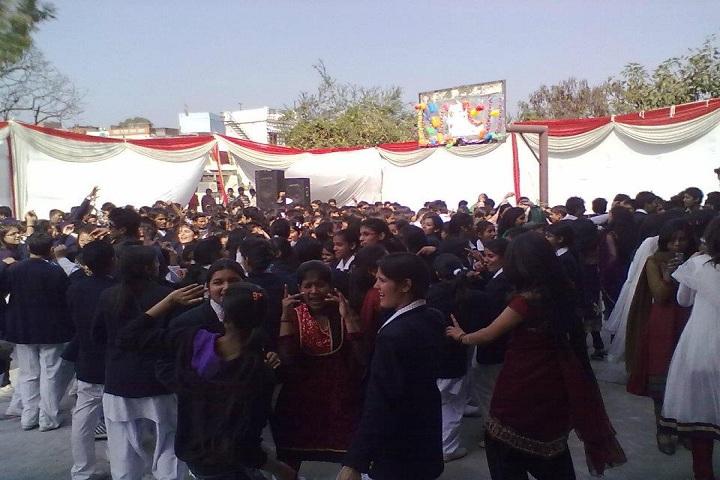Shri Guru Ram Rai Public School-Fairwell