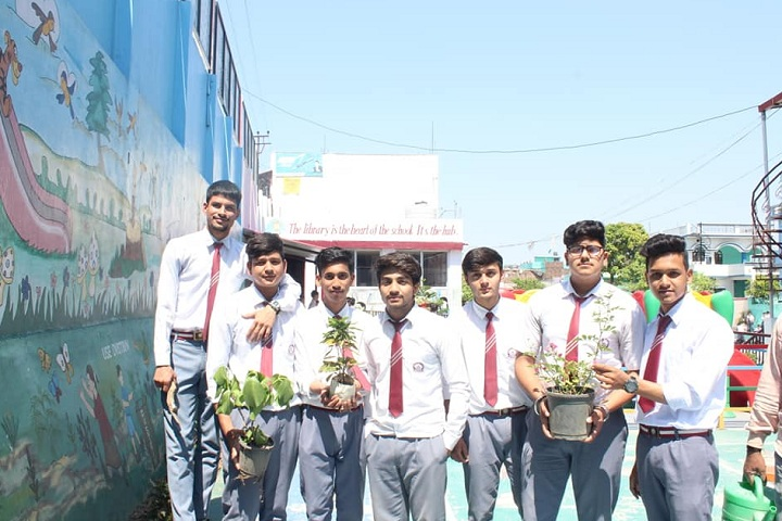Siddharath Public School-Others plantation