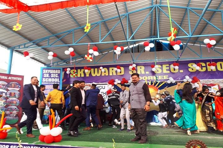 Skyward Public School-School Fest