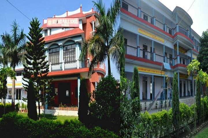 Skyward Public School-School Building