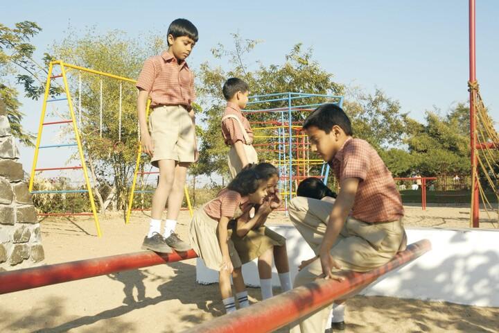 Aadeshwar Academy School Bastar-Play Area