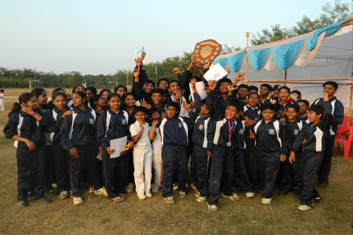 Aadeshwar Academy School Bastar-Sports