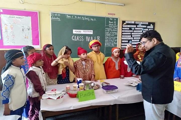SOS-Hermann Gmeiner School-Food Festival