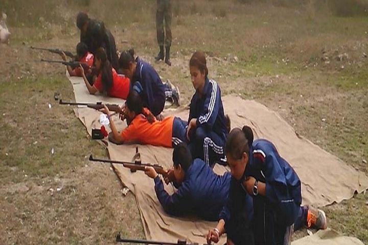 SOS-Hermann Gmeiner School-Shooting Practice Session