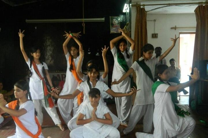 Spring Dales Public School-Dance Performance