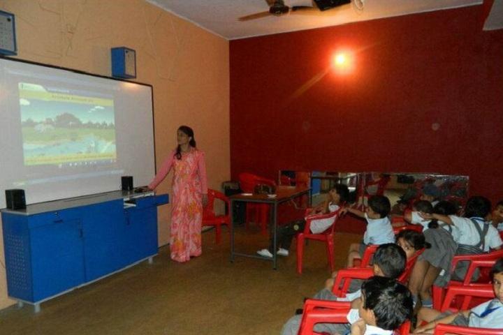 Spring Dales Public School-Smart Classroom