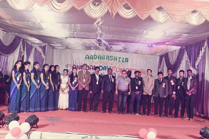 Aadharshila-Annual day celebration
