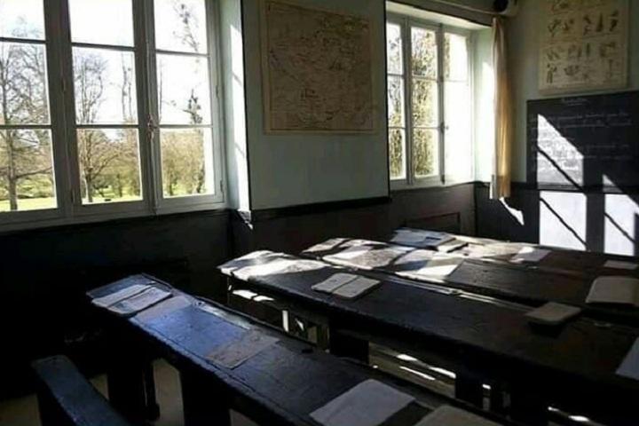 Sri Guru Teg Bahadur Public School-Classroom view