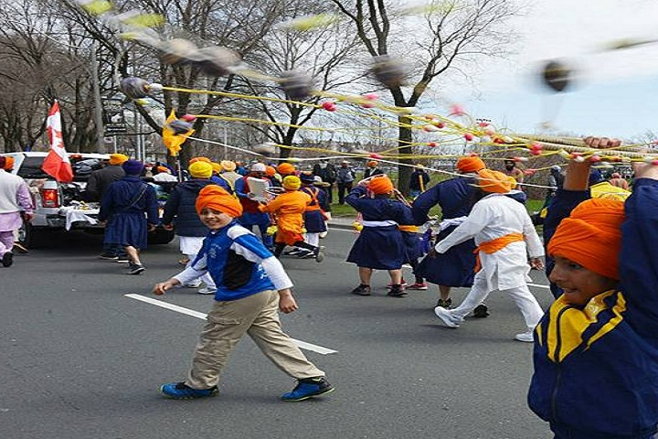 Sri Guru Teg Bahadur Public School-Events programme