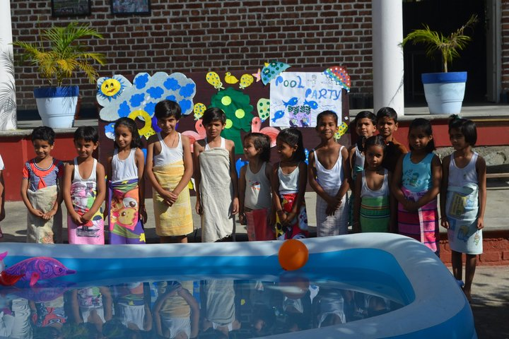 Sri Prabhu Greenville Children Academy-Pool Party