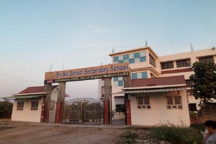 Sri Sai Public School-Building