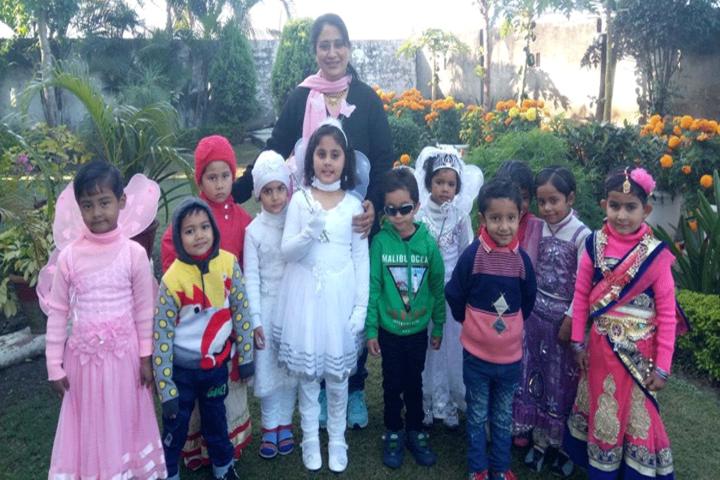 Sri Sai Public School-Fancy Dress