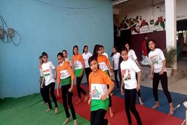 Sri Sai Public School-Republic Day