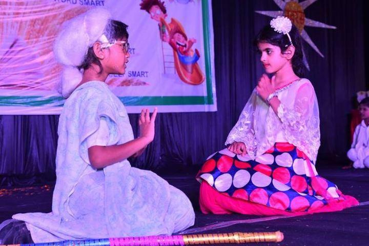 Aadharshila Vidya Mandir-Activity