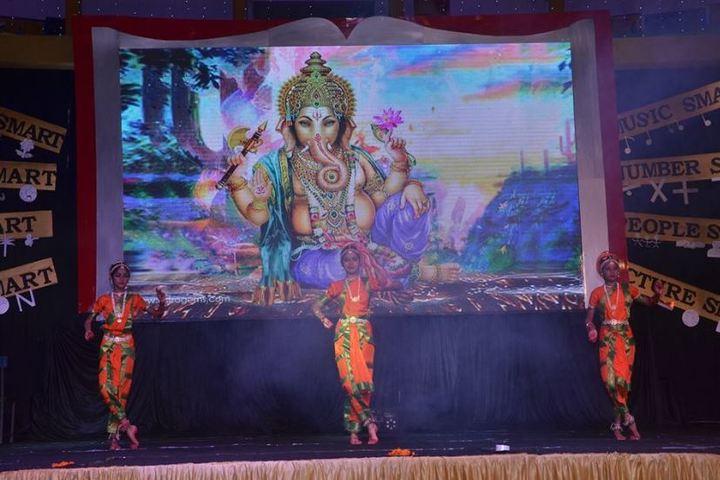 Aadharshila Vidya Mandir-Classical Dance
